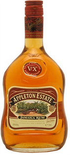 Appleton Estate Rum V/X 1.00l